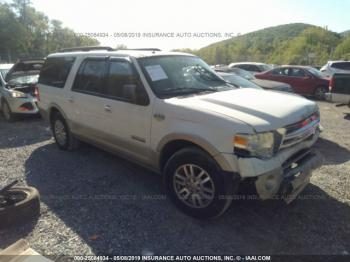 Salvage Ford Expedition EL